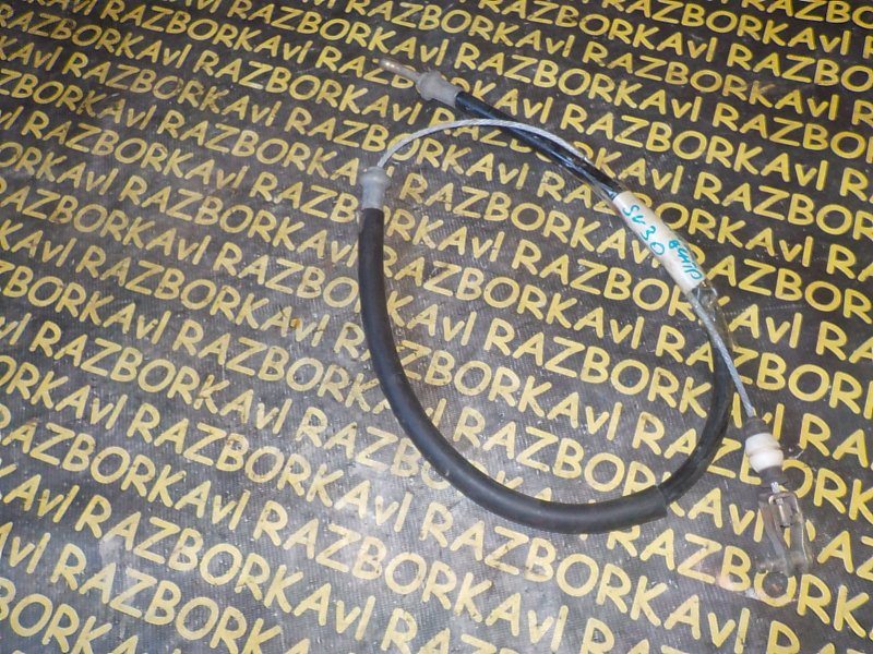 Тросик ручника Toyota Vista SV30 4SFE задний