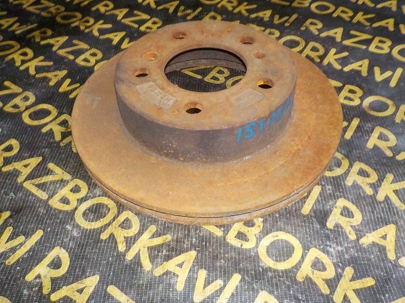 Тормозной диск Ssangyong Istana OM662 передний правый