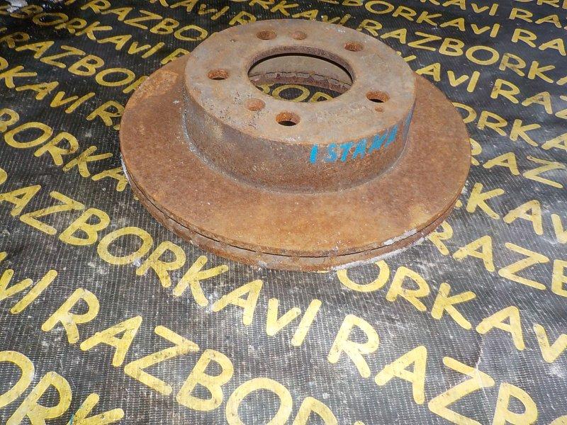Тормозной диск Ssangyong Istana OM662 передний левый