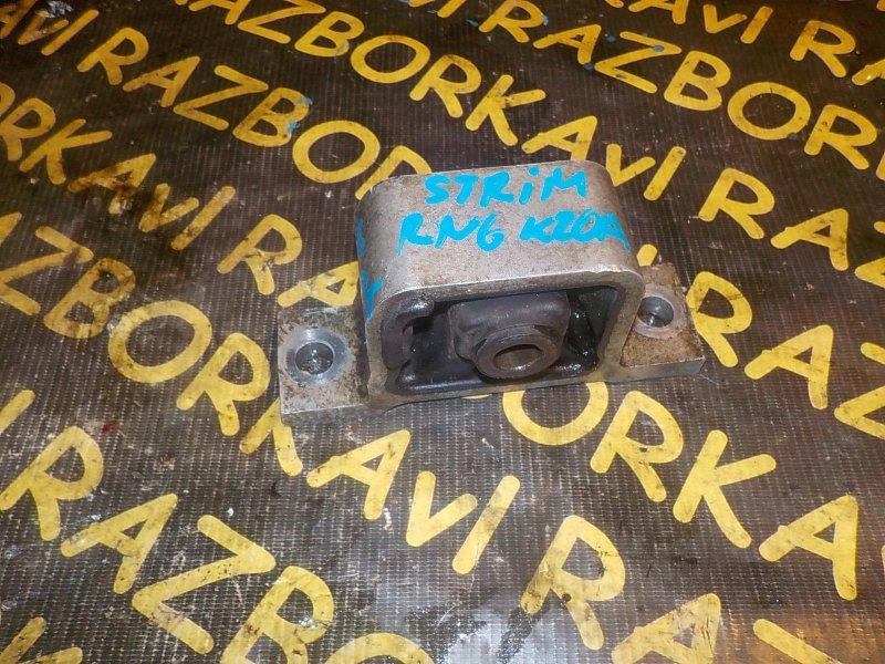 Подушка кпп Honda Stream RN4 K20A