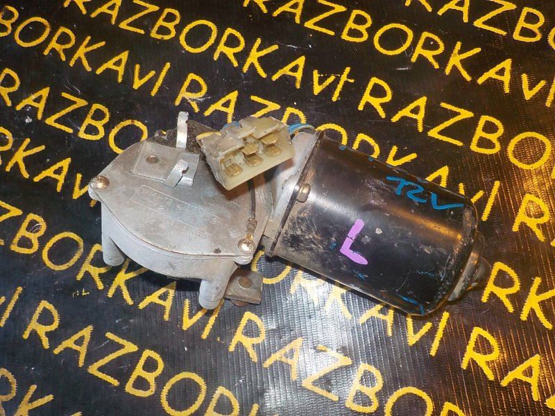Мотор дворников Isuzu Fargo NFR62 передний