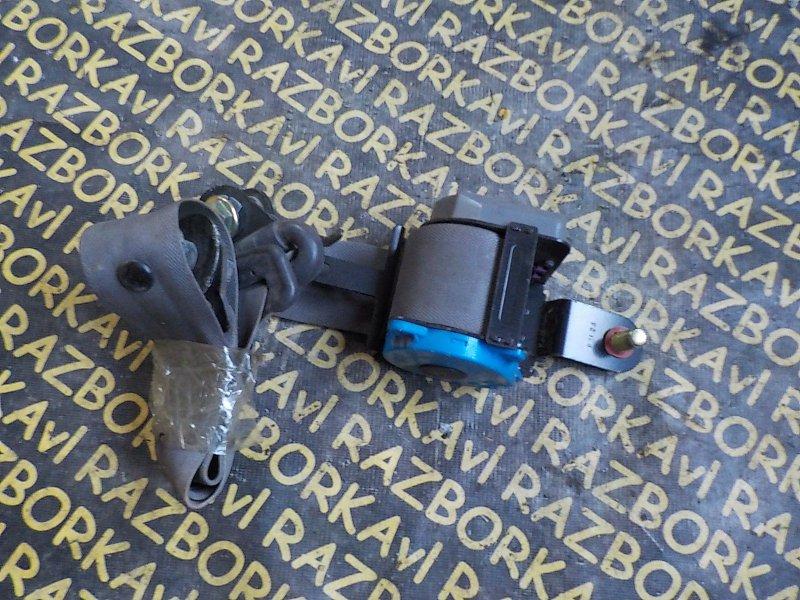 Ремень безопасности Mazda Festiva D23PF передний правый