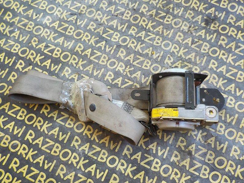 Ремень безопасности Toyota Gaia CXM10G 3CTE задний правый