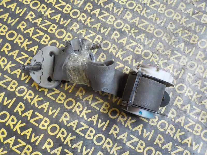 Ремень безопасности Toyota Nadia SXN10 3SFSE задний правый