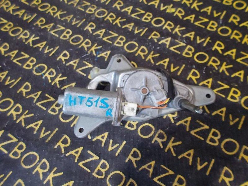 Мотор дворников Chevrolet Chevrolet Cruze HT51S M13A 2000 задний
