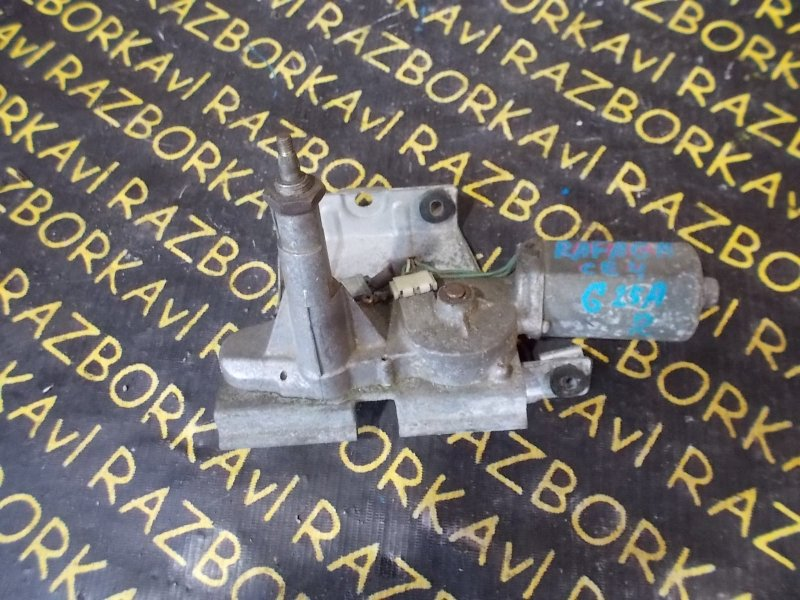 Мотор дворников Honda Ascot CE4 G20A 1993 задний