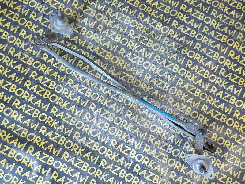 Механизм дворников Nissan Vanette KHGNC22 CA18ET передний