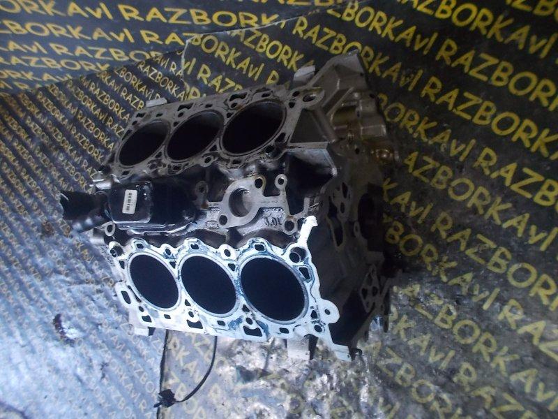 Блок цилиндров Mazda Tribute EPFW AJ