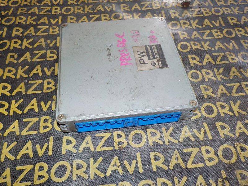 Блок управления efi Nissan Presage JNU30 KA24DE