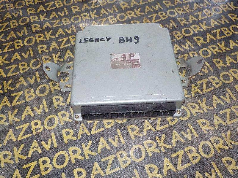 Блок управления efi Subaru Legacy Lancaster BH9 EJ25