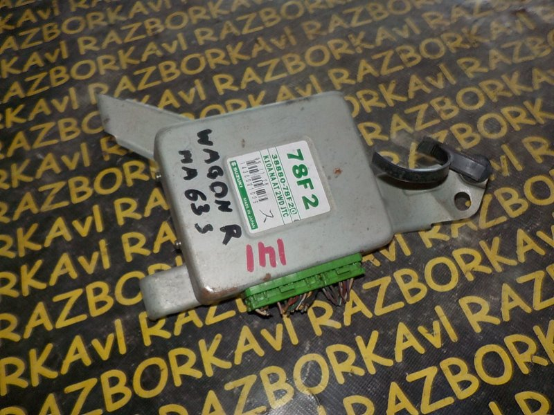 Блок управления акпп Suzuki Wagon R Plus MA63S K10A 1999