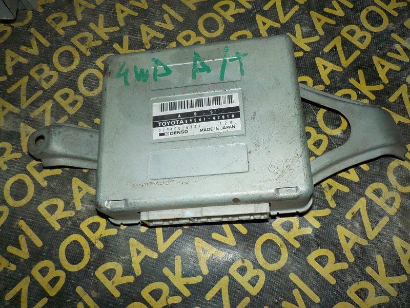 Блок управления abs Toyota Rav4 SXA10 3SFE