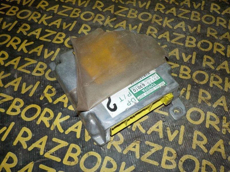 Блок управления airbag Toyota Opa ACT10 1AZFSE