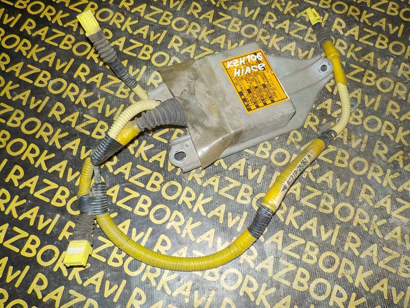 Блок управления airbag Toyota Hiace KZH100 1KZTE