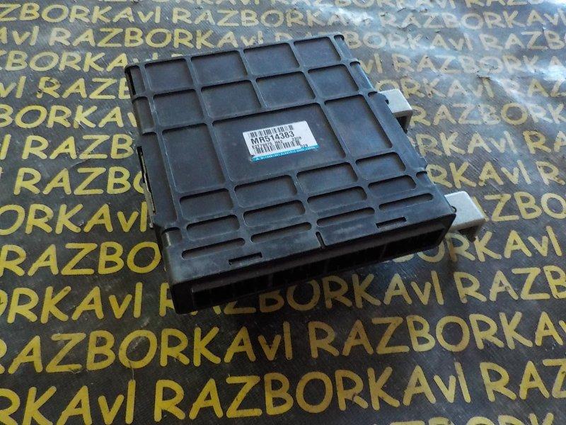Блок управления efi Mitsubishi Dion CR9W 4G63