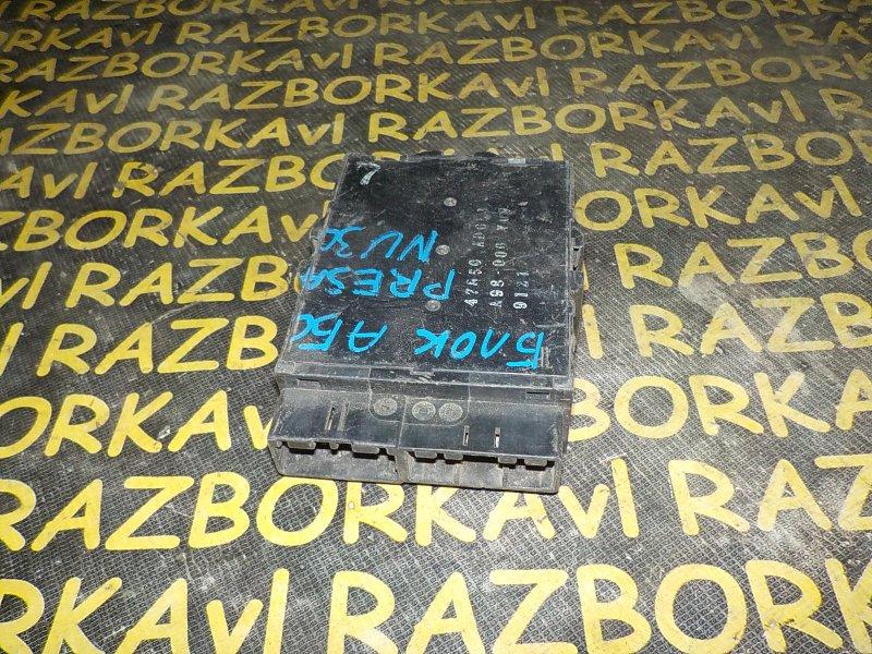 Электронный блок Nissan Presage JNU30 KA24DE