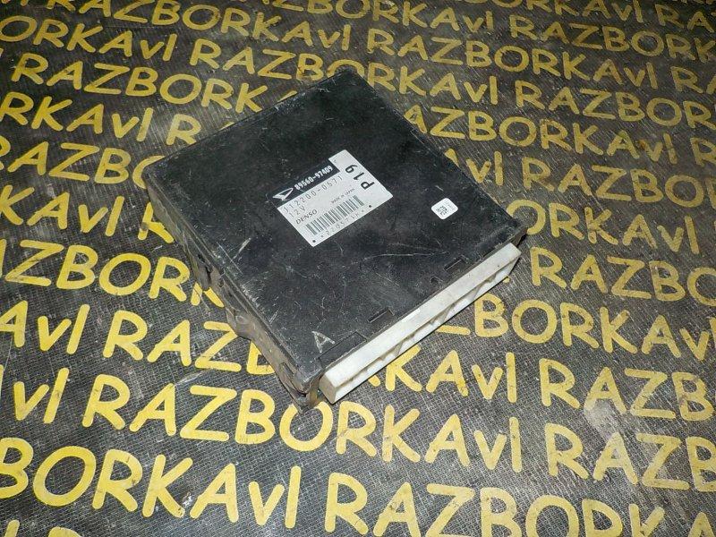 Блок управления замками Daihatsu Yrv M201G K3VE 2000