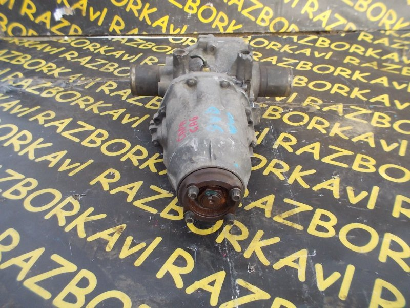 Редуктор Honda Capa GA6 D15B задний
