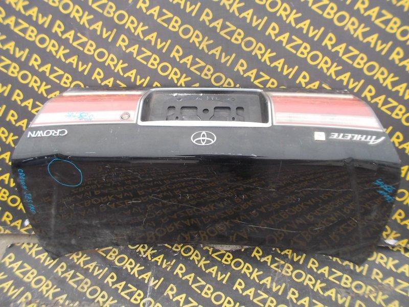 Крышка багажника Toyota Crown Athlete JZS175 задняя