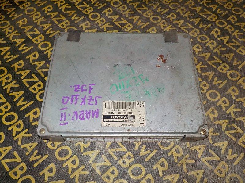 Блок управления efi Toyota Markii JZX110 1JZFSE