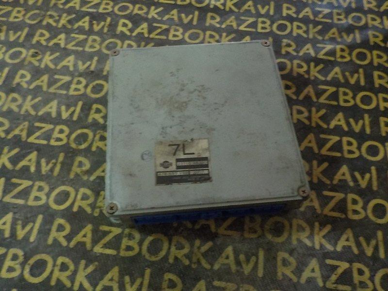 Блок управления efi Nissan Avenir PW11 SR20DE