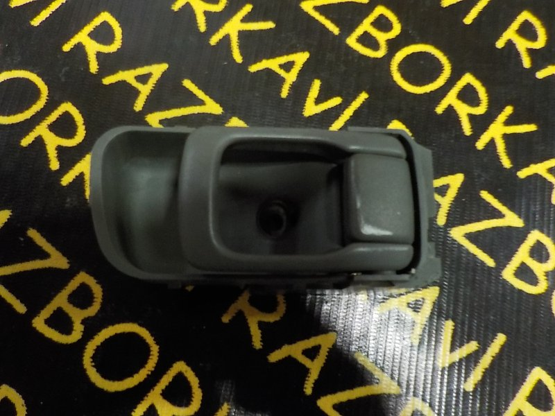 Ручка двери внутренняя Nissan R'nessa N30 KA24DE 1997 передняя левая