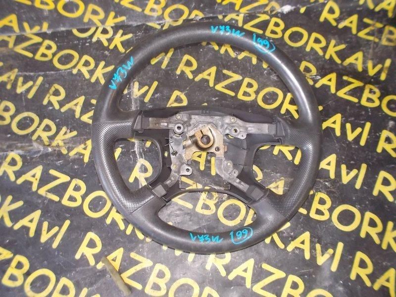 Руль Mitsubishi Pajero V73W 6G74