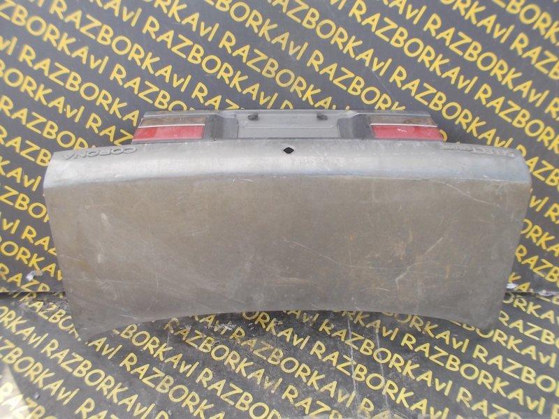 Крышка багажника Toyota Corona ST171 задняя
