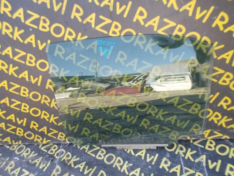 Стекло Toyota Brevis JCG10 1JZFSE заднее левое