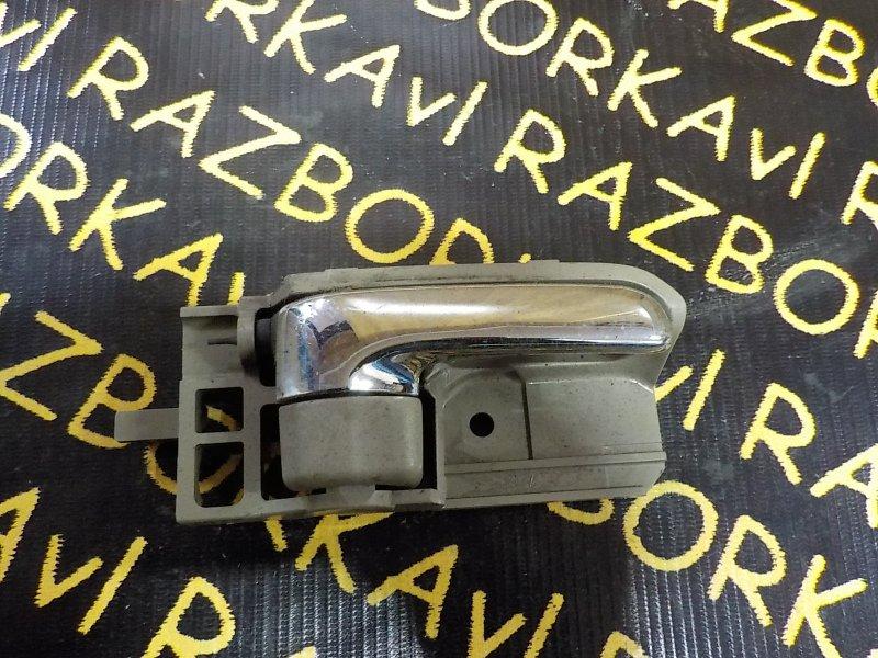 Ручка двери внутренняя Toyota Noah AZR60 передняя правая