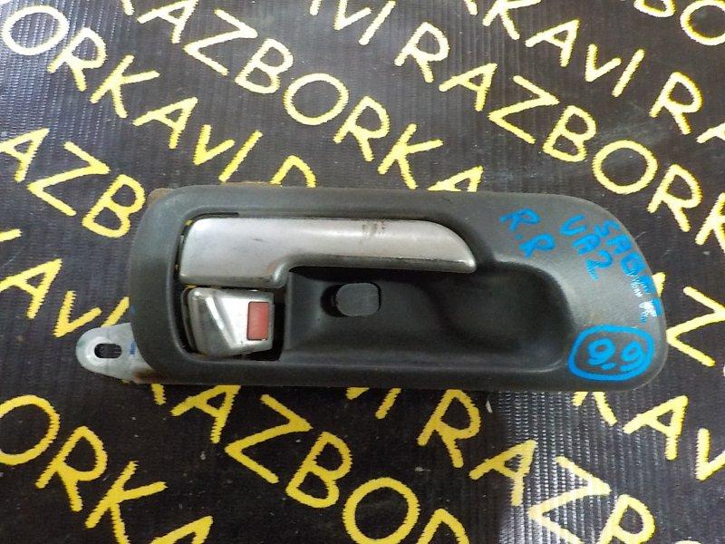Ручка двери внутренняя Honda Saber UA2 задняя правая