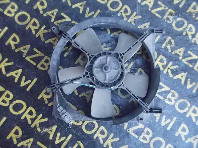 Вентилятор радиатора Toyota Corona Premio ST215 3SFE