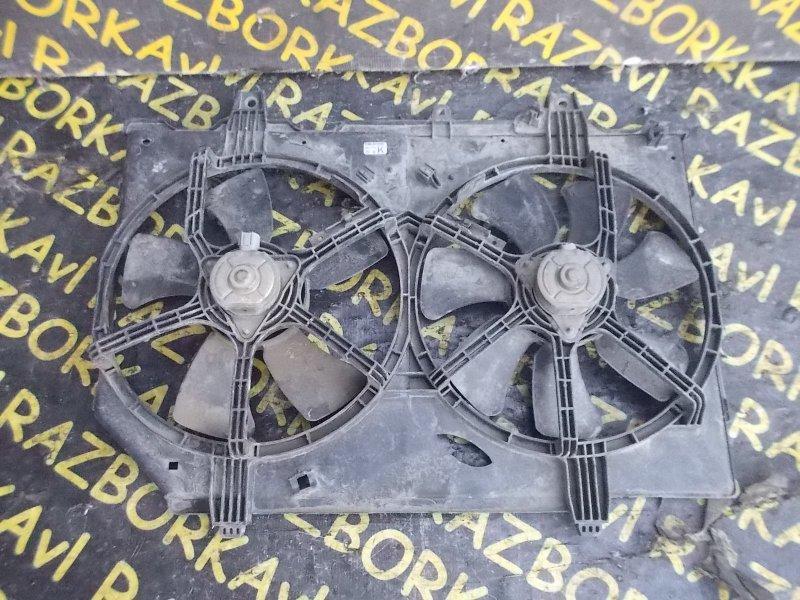 Вентилятор радиатора Nissan Serena PNC24 SR20DE