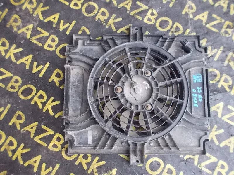 Диффузор Mazda Bongo SK82L F8