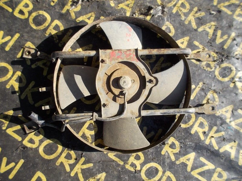 Вентилятор радиатора Mitsubishi Delica P03W 4D56