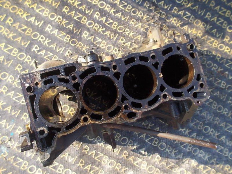 Блок цилиндров Nissan Ad FB15 QG15DE