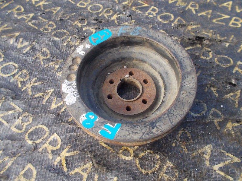 Шкив коленвала Mazda Bongo SK82 F8