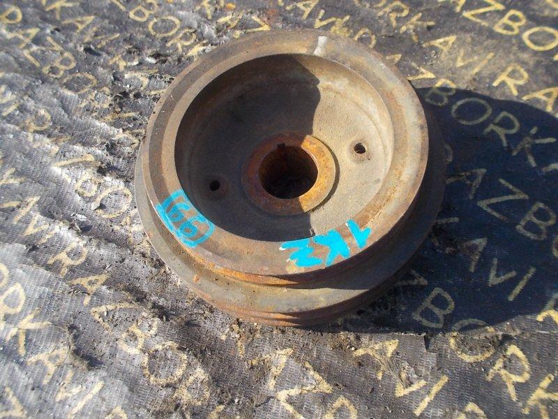 Шкив коленвала Toyota Hilux Surf KZN185 1KZTE