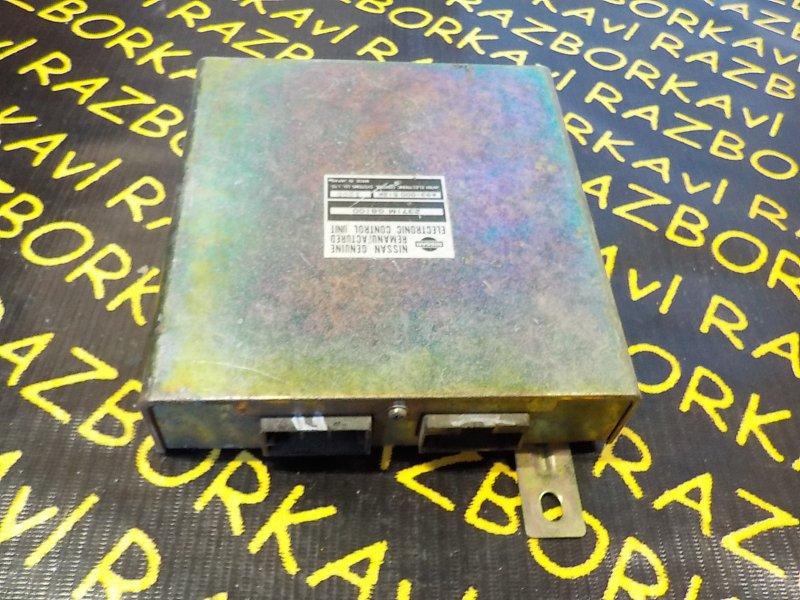 Блок управления efi Nissan Vanette KUGNC22 LD20TII 1987
