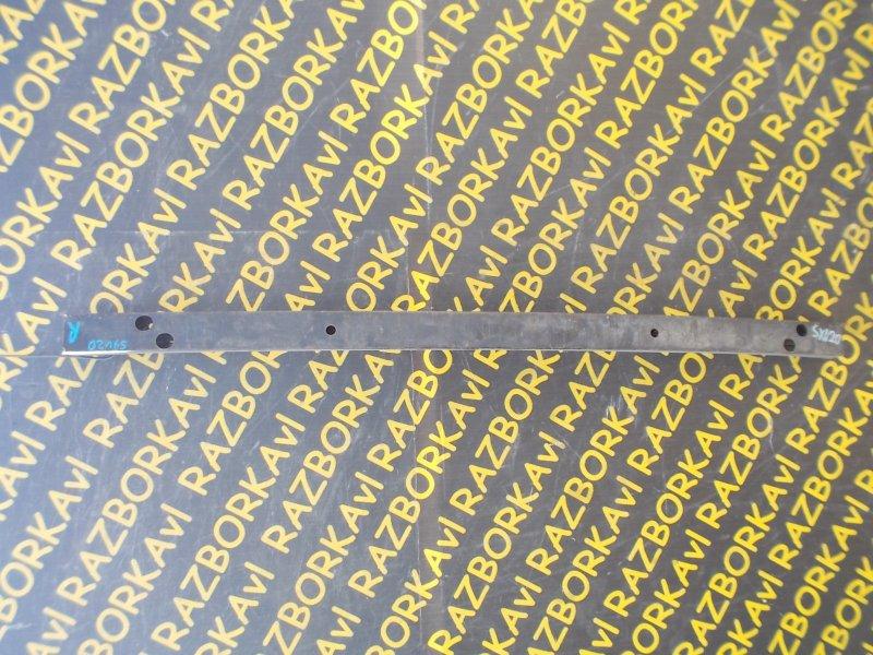 Жесткость бампера Toyota Camry Gracia SXV20 2MZFE 1996 задний