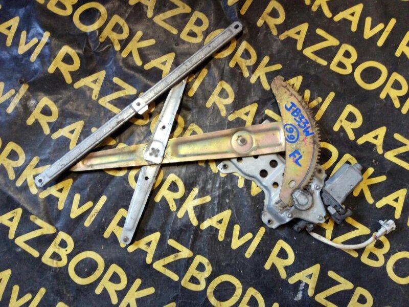 Стеклоподъемник Suzuki Jimny Wide JB23W G13B передний левый