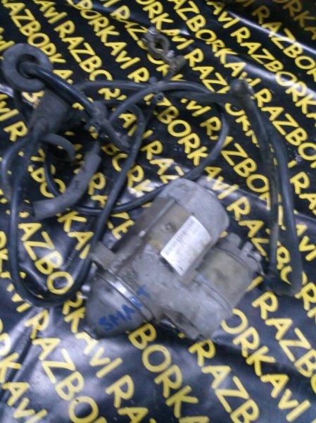 Стартер Smart City W450 160910 2002