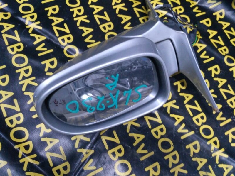 Зеркало Mercedes Benz Slk R170 111973 1997 переднее правое