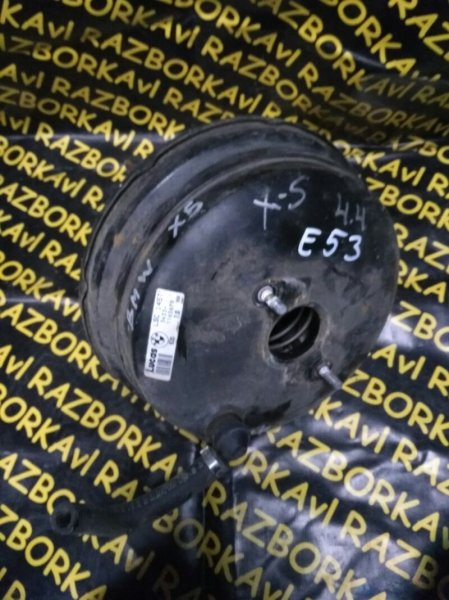 Вакуумник Bmw X5 E53 M62 2000