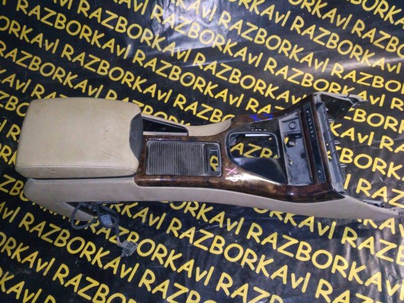 Бардачок между сиденьями Bmw X5 E53 M54 2000