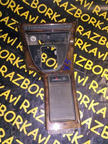 Консоль между сидений Bmw X5 E53 M54 2000