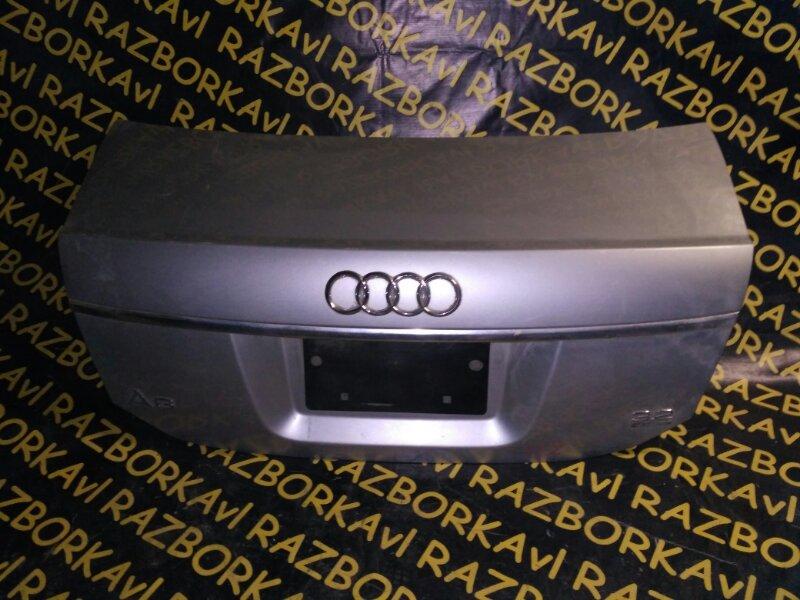 Крышка багажника Audi A6 4F2 AUK 2006 задняя