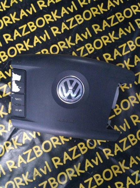 Airbag на руль Volkswagen Touareg 7LA AXQ 2005
