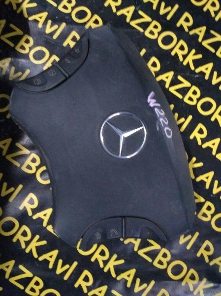 Airbag на руль Mercedes Benz S-Class W220 113 950 2002