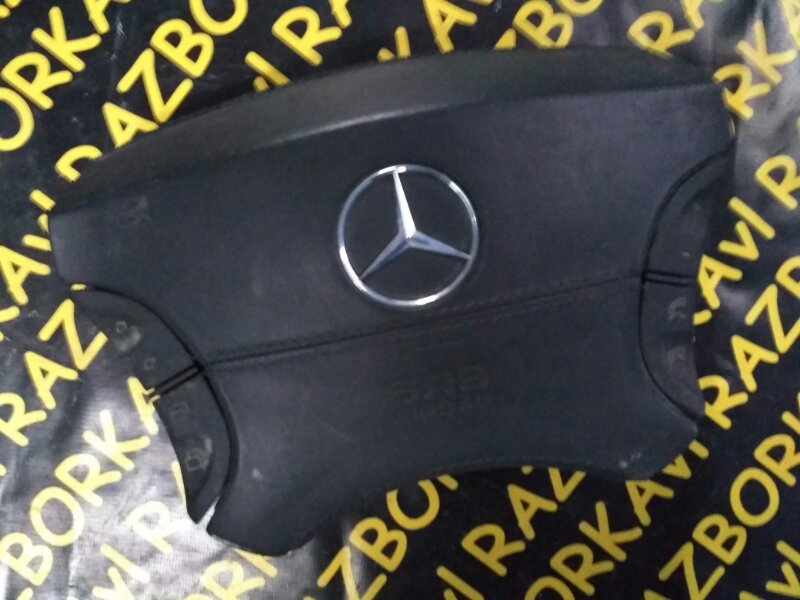 Airbag на руль Mercedes Benz Cl-Class W215 137970 1999